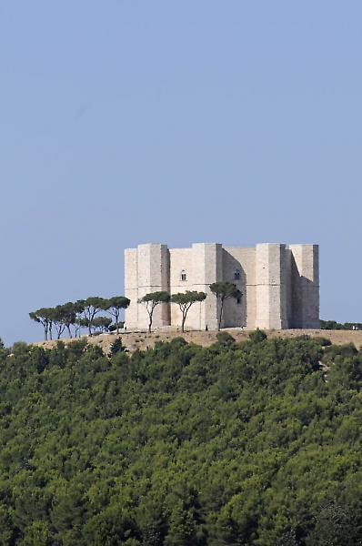 Das Castel von Friedrich 2. Barbarossa