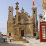 Gozo die Insel neben Malta