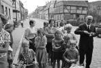 Stendal Hochzeit Zuschauer DDR 1969