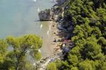 Peschici Strand und Pinien im Gargano