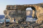 Azure Window bei Starkwind